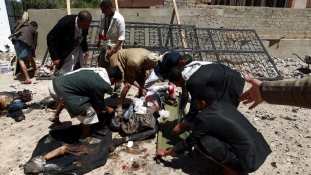 Nyolcvan halott Jemenben