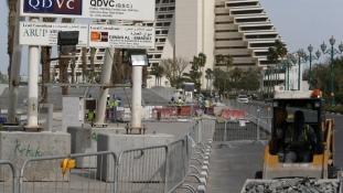 Jogvédők célkeresztjében egy Katarban építő francia cég