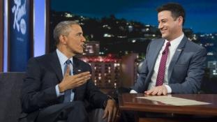 Obama: A lányaimnak van, de nekem nincs okostelefonom