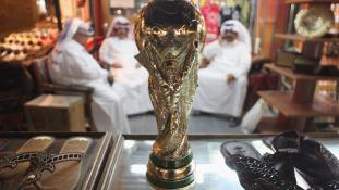 Télen lesz a futball világbajnokság Katarban