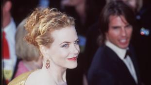Tom Cruise szcientológussal figyeltette Nicole Kidmant