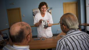 Ultrahanggal az Alzheimer kór ellen