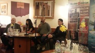 A Makadám Klubban mutatkoztak be a GloboBook szerzői