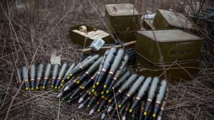 Svájc hadianyagot szállított Oroszországnak az ukrajnai válság kellős közepén