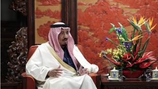 A király beszéde az olajról szólt