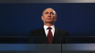 Putyin lelkesedne a szabadságért