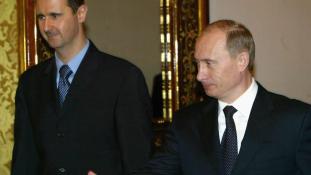 Asszad: az USA bábállamot akar csinálni Szíriából és Ukrajnából