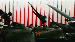 Kína a világ harmadik legnagyobb fegyverexportőre lett