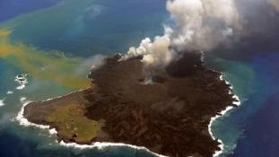 Egyre több a vulkánsziget Japánban