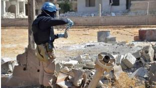 Újabb háborús bűnök Szírában: klórgáz támadás végzett egy teljes családdal