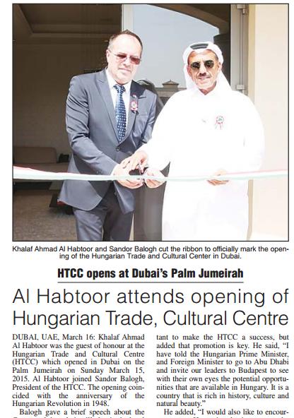 Arab Times –March 17, 2015