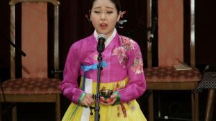 Koreai koncert a Duna Palotában