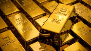 Venezuela az aranytartalékokhoz nyúl