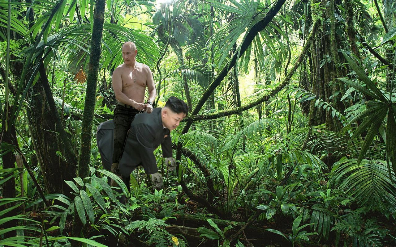 Íme a legújabb Kim Dzsongun mémek – a vezér epikus pucsítása