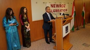 Newroz, a Kurd Újév ünnepe Budapesten (képriport)