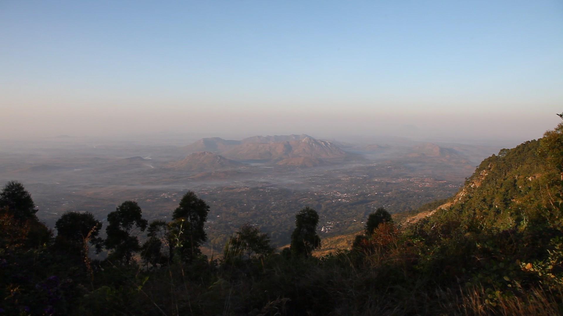 Malawi gyöngyszeme, Zomba