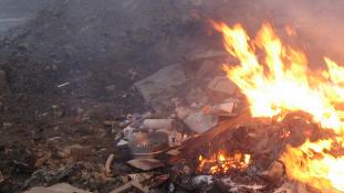 Elevenen égettek meg egy ártatlan lányt Északkelet-Nigériában