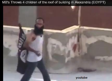 Kivégezték a videóra vett borzalmak egyik résztvevőjét Egyiptomban