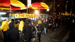 Miért kattant rá Manhattan a Halal Fickókra?