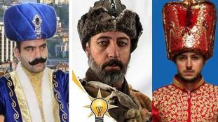 """""""Retro"""" választási hangulat Törökországban: Visszatértek az oszmánok"""