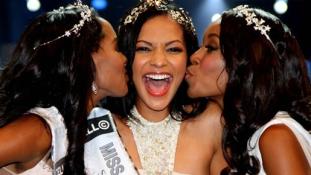 Szépségkirálynőt választottak Dél-Afrikában
