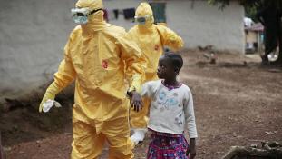 Gyakrabban okoz halált az ebola a gyerekeknél