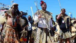 A zulu király elzavarná a külföldieket Dél-Afrikából