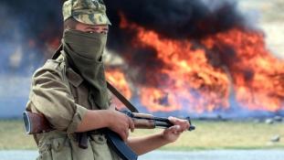 Óriási orosz katonai támogatás Tádzsikisztánnak