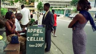 Afrika átugorja a vezetékes telefonkorszakot