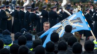 Állandó NATO-erőt kér Észtország