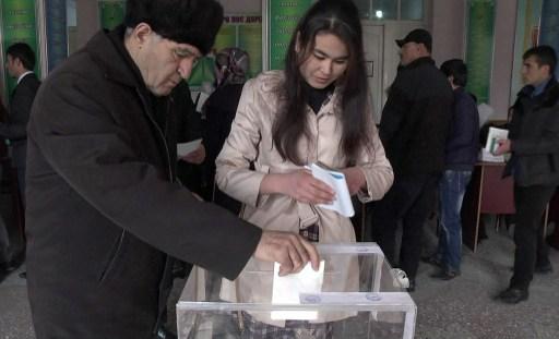 A parlamentáris választások Tádzsikisztánban 2015 március 1-én.
