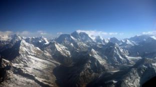 Kínai alagút a Mount Everest alatt