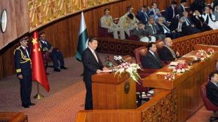 A lázadók bekavarhatnak a pakisztáni-kínai nagy összeborulásba