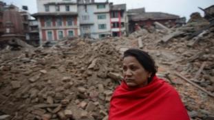 Nepál az apokalipszis után, képekben elmesélve
