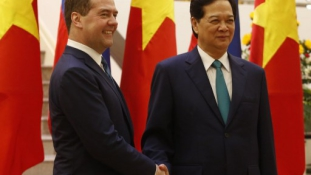 Újra orosz befolyás alá kerülhet Vietnam