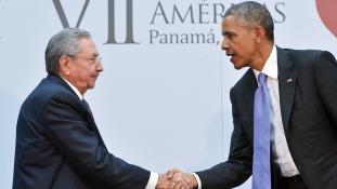 Obama-Castro: tisztelettel is tudunk egyet nem érteni