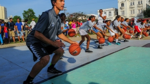 Kubai-amerikai kosárlabda diplomácia