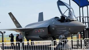 Ötödik generációs vadászgépeket kap Izrael