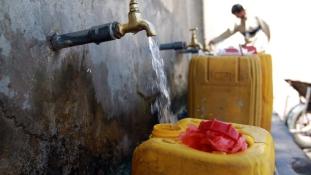 33 éve nem emeltek vízdíjat, így a pénz is elfolyik