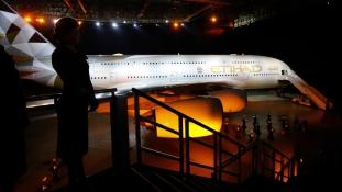 Rohamtempóban nő az abu dhabi reptér forgalma