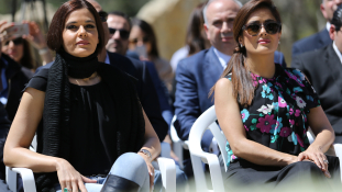 Salma Hayek ősei földjén – Libanonban