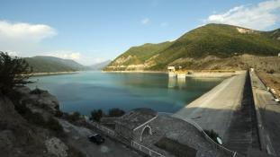 Vízben az erő, vízben az energia Grúziában