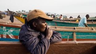 Belehúztak az ugandai halászok