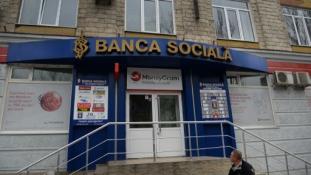 Egymilliárd dolláros pénzügyi botrány Moldovában