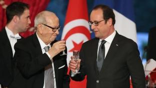 Francia gyorssegély Tunéziának-mindkét fél jól jár vele