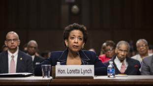 Először fekete nő az igazságügyi minisztérium élén Washingtonban