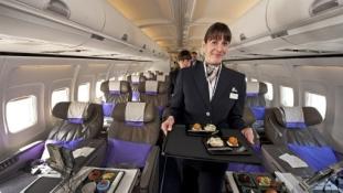 Hogyan repüljünk ingyen első osztályon?