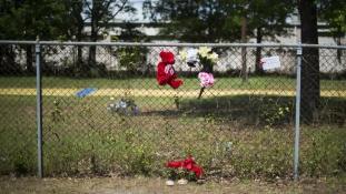 Újabb video került elő a dél-Karolinai lövöldözésről
