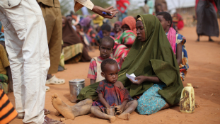 Több mint 2 millió embert fenyeget az éhínség Nigerben