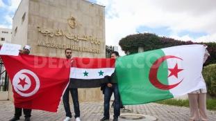 Tunézia és Szíria ismét helyreállítja a diplomáciai kapcsolatokat